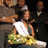 Fraternity awards annual Miss Black and Gold title