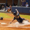 Softball team wins double header at inaugural day on new field