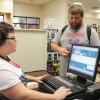 RIGHT RESOURCES: Students seek extra  assistance from campus resources