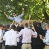 Fraternities welcome new members