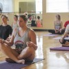 Yoga classes offer student escape