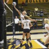 Volleyball advances in OVC