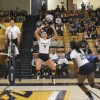 Racer Volleyball falls to No. 9 Illinois in NCAA