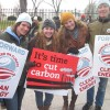 Students rally against pipeline