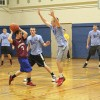 Blue Ballers shut out Clark B