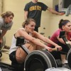Rowing proves to be tough