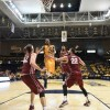 Racers battle Colonels for dominance
