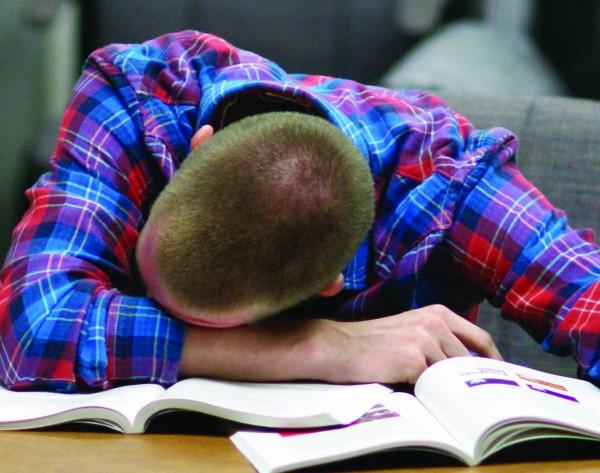 sleep deprivation among college students