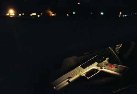 Murray State Police Chief David DeVoss recommends students faculty and staff keep weapons stored in their vehicles stored away so as to prevent the likelihood of a break-in. This comes after a spring Kentucky Supreme Court ruling on guns in cars on university campuses. || Kylie Townsend/The News