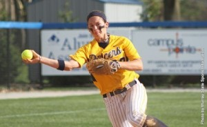 Seven members of the Murray State softball team received NCFA All-America Student-Athlete Honors for the 2011-2012 academic year. || Photo courtesy of Sports Information