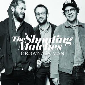 Justin Vernon, Brian Moen and Phil Cook, members of The Shouting Matches, released their first album as a band together Tues. April 16. The band has been together since 2006, but this is its first album released. || danceyrselfclean.com
