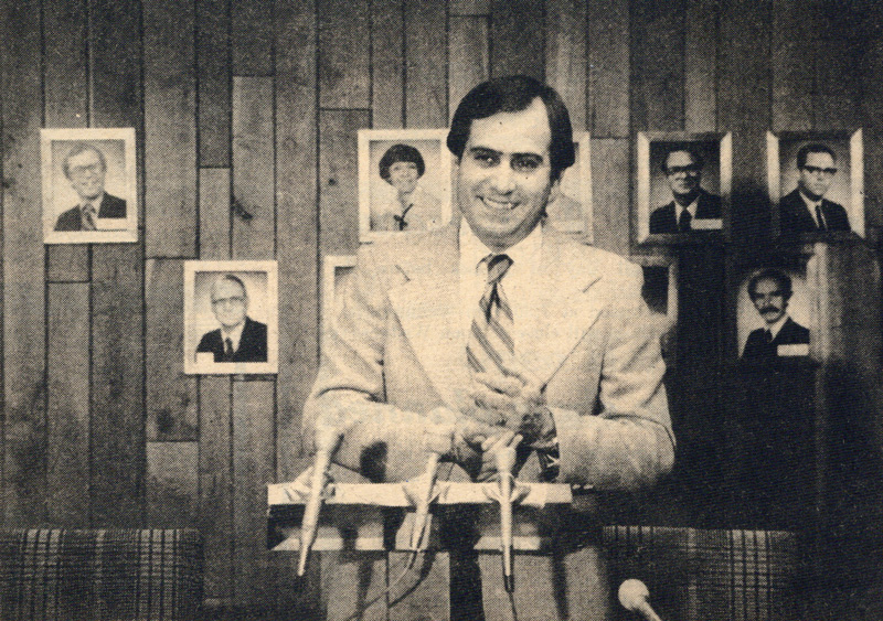 """File Photo – Constantine """"Deno"""" Curris speaks to the press after ending an 18-month controversy at Murray State."""