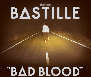 "rocktransmission.com ""Bad Blood"" is the debut album from British rock group Bastille. The album was released in the U.S. Sept. 3 and debuted at No. 1 on the United Kingdom charts."