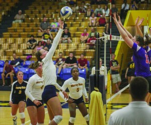 Lori Allen/The News The Racers lost their home opener against Evansville Tuesday night.