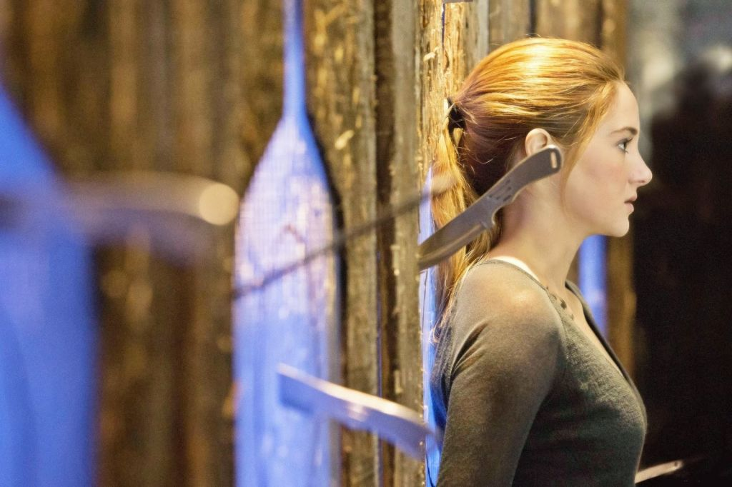 "Photo courtesy of divergentfans.com Shailene Woodley stars in the movie adaptation of the book ""Divergent"" which was released in theaters March 21."