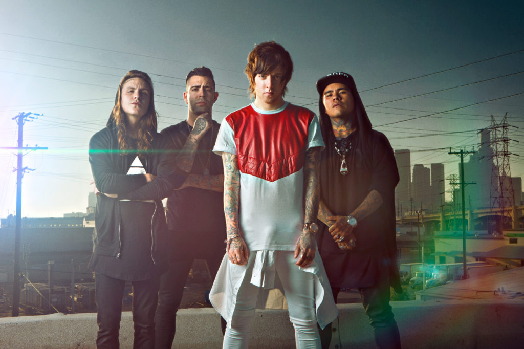 Photo courtesy of altpress.com Breathe Carolina releases its fourth studio album Tuesday.