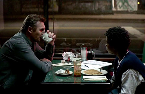 """Photo courtesy of apnatimepass.com Liam Neeson stars in the new myster thriller, """"A Walk Among the Tombstones,"""" which was released in theaters Sept. 19."""