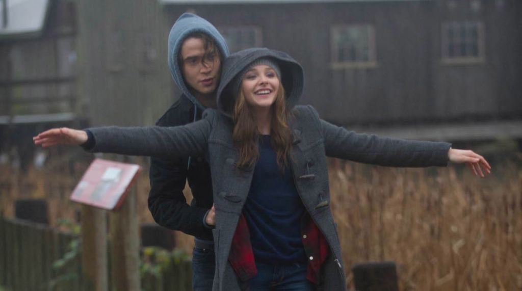 Photo courtesy of professionalfangirls.com Chloe Grace Moretz and Jamie Blackley play a young couple in R.J. Cutler's adaptation of Gayle Forman's best-selling novel, 'If I Stay.' The movie was released in theaters Aug. 15.