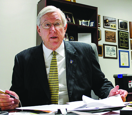 File Photo Jack Rose was elected Murray mayor Tuesday night during the midterm elections. He will replace Bill Wells.