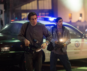"Photo courtesy of shockya.com Jake Gylenhaal stars in ""Nightcrawler,"" a thriller that was released in theaters Oct. 31."