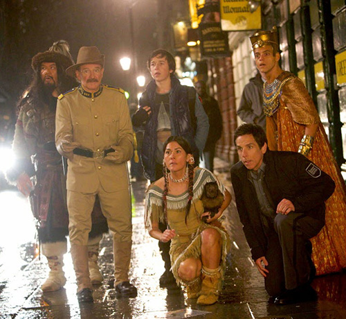 "Photo courtesy of teaser-trailer.com ""Night at the Museum"" stars Ben Still and features Robin Williams in his last movie appearance before his death. The movie will be released in theaters Dec. 19."