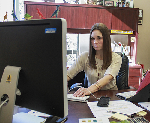 Jenny Rohl/The News #HappyHour Dana Howard, Social Media Marketing Manager, Murray, KY