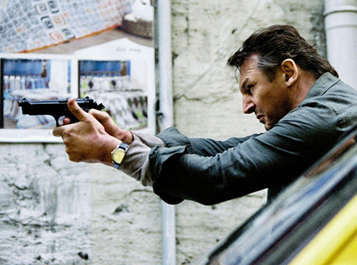 "Photo courtesy of geeknation.com Liam Neeson stars in the third installment of the ""Taken"" franchise. The film was released in theaters Jan. 9."