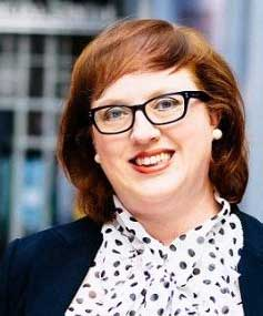 Photo courtesy of linkedin.com Alumna Kristie Helms is an activist for LGBT rights.