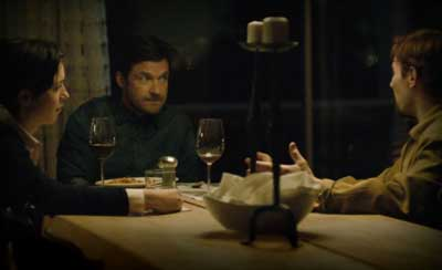 Photo courtesy of retrievertickets.com Lead actor Jason Bateman stars alongside Rebecca Hall and director Joel Edgerton in new thriller.