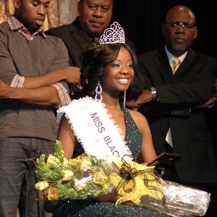Murray State women will compete in the annual Miss Black and Gold. The event will kick off at 7 p.m. in Wrather Auditorium Friday. The woman chosen as queen will receive a $500 scholarship and the opportunity to assist with activities for the community through money raised with the pageant.