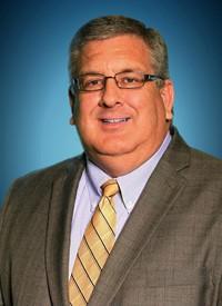 Director of Athletics Allen Ward. Photo courtesy of Racer Athletics.