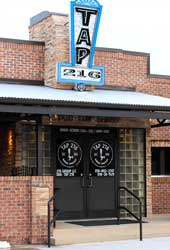 Nicole Ely/The News Tap 216 is one of the establishments that can stay open until 1 a.m., the new closing time for all restaurants and taverns in Murray.