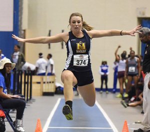 Photo courtesy of Murray State Athletics Murray State Track and Field competed in the OVC Indoor Championships in Nashville, Tennessee last weekend and placed fourth.