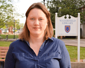 Emily Harris/The News Katherine Farmer named new Faculty Regent.
