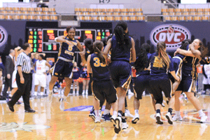 Jenny Rohl/The News OVC: Women's basketball made the OVC Tournament for the first time since 2013.