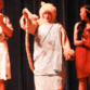 Jenny Rohl/The News Lauren Frank, junior from Springfield, Illinois, won Greek Goddess with ADPi's mascot lion costume.