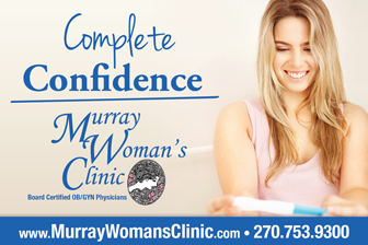 Murray Woman's Clinic Advertisement