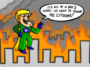 Opinion Comic